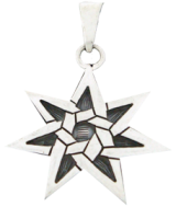 7 pointed Star or Seven Sisters Star