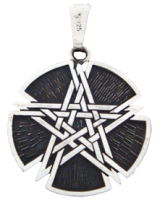 5 pointed Star or Pentacle Flower