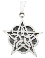 5 pointed Star or Ringed Pentacle