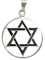 6 Pointed Star or David´s Star