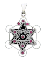 Metatron¨s Cube and The Flower of Life