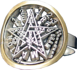 Pentagram or Star of Magicians